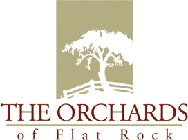 The Orchards of Flat Rock Logo