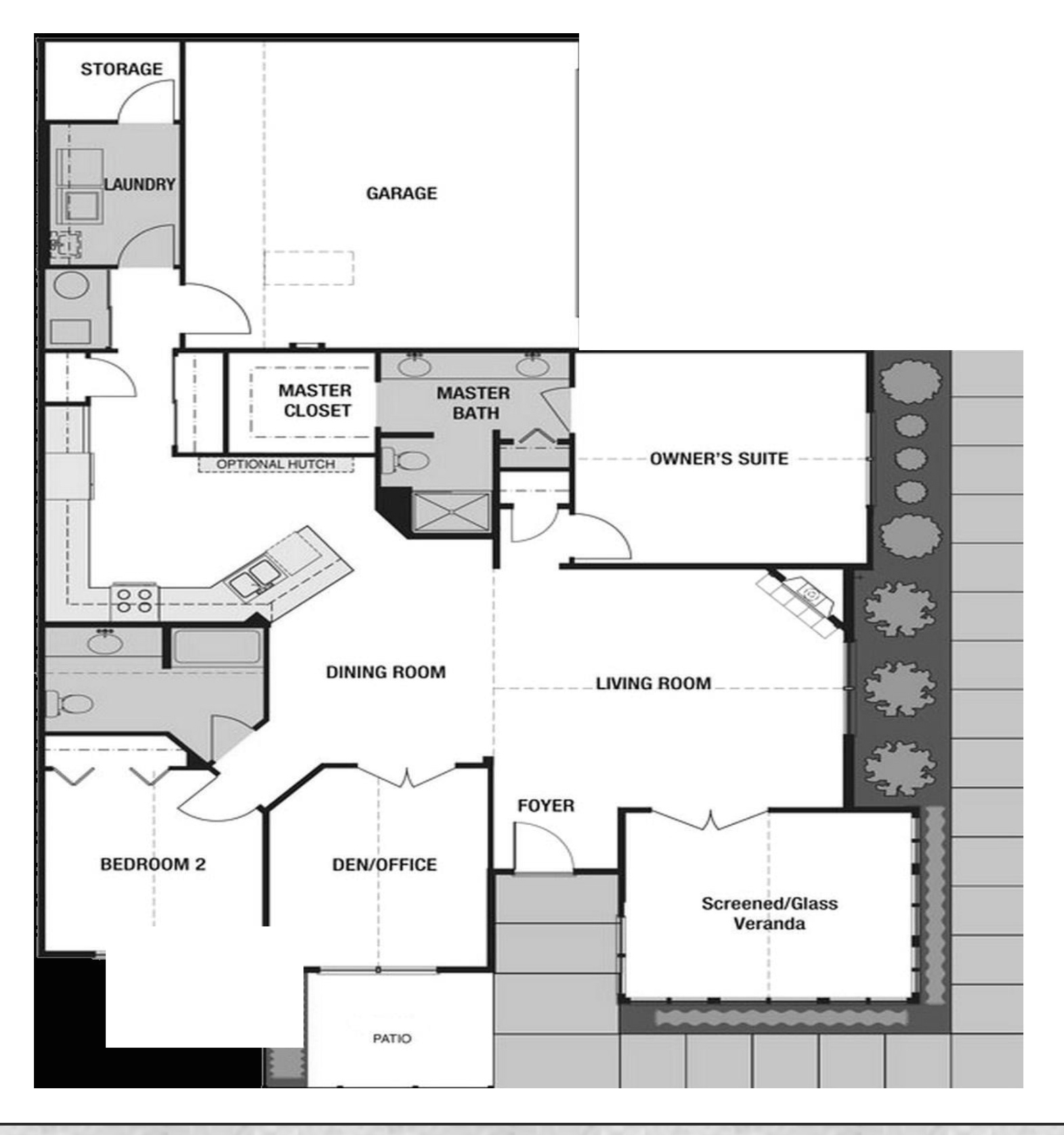 Canterbury lifestyle homes of distinction Canterbury floor plan