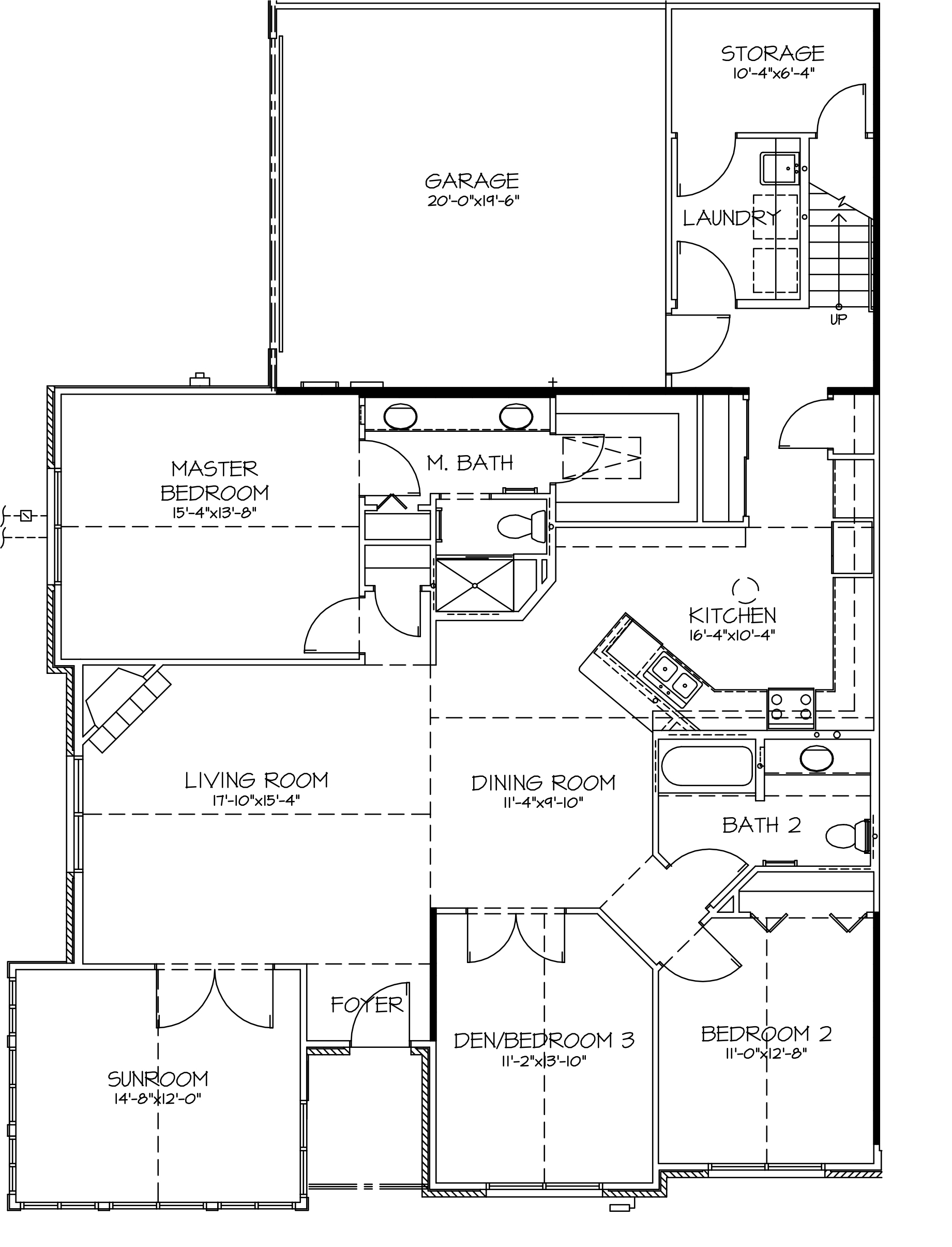 100 epcon canterbury floor plan wilcox communities Canterbury floor plan